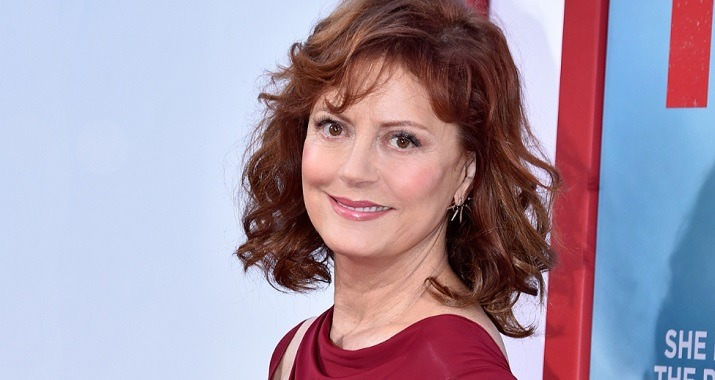 Oscar-Winning Actress Susan Sarandon Encourages Arizonans To Support Prop 205
